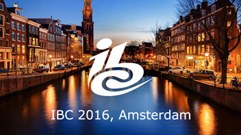 Nothing but the Best of Unilumin for IBC 2016, Amsterdam